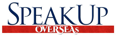 SPEAKUP OVERSEAs